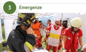 Area 3 - Emergenze