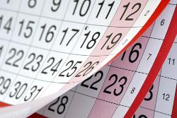 Calendario formazione